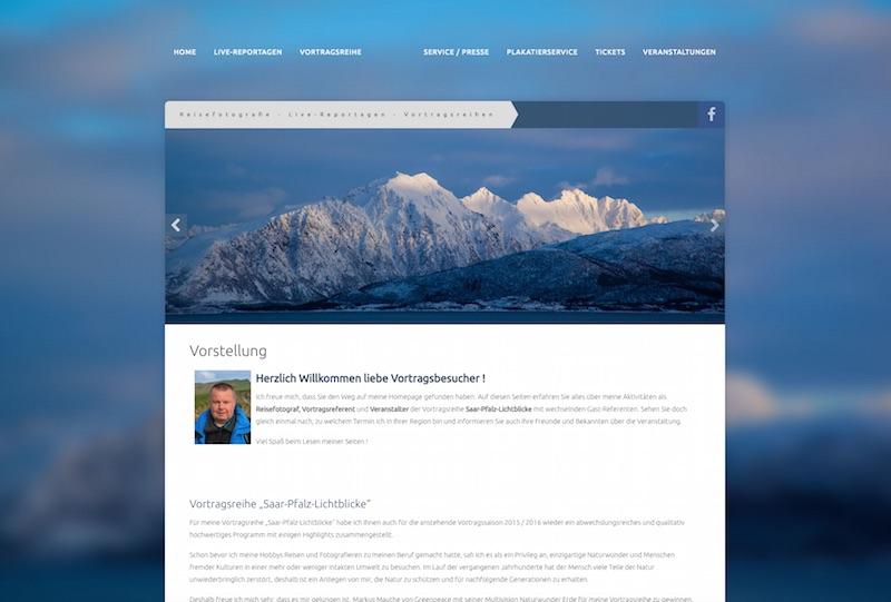Saarpfalz-Lichtblicke Webseite