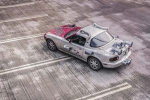 Bild von einem getuntem Mazda