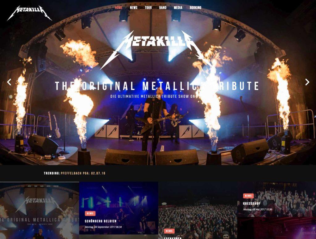 metakilla Webseite