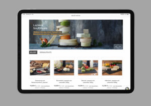 Ipad Sooft-Meals Shop