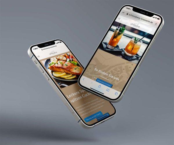 Brasserie iphone